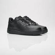 Nike Air Force 1 空軍1號黑色低幫運動鞋