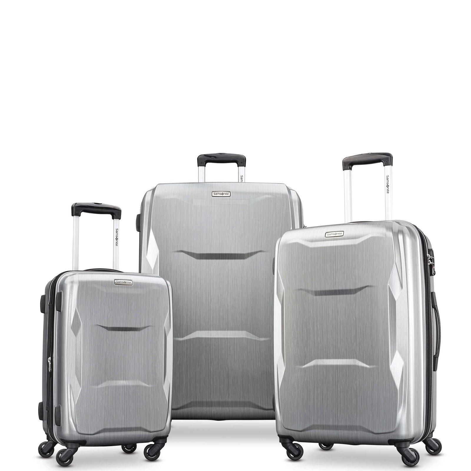 多色可選!Samsonite 新秀麗 Pivot 行李箱拉桿箱3件套 20寸+25寸+29寸