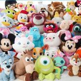 shopDisney 迪士尼美國官網:精選經典熱賣周邊毛絨玩具