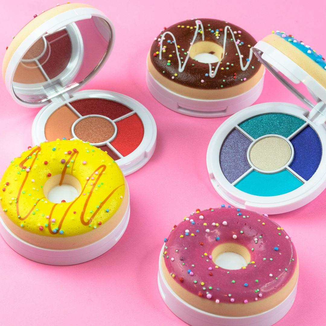 新品!Revolution Donuts 甜甜圈 5色眼影