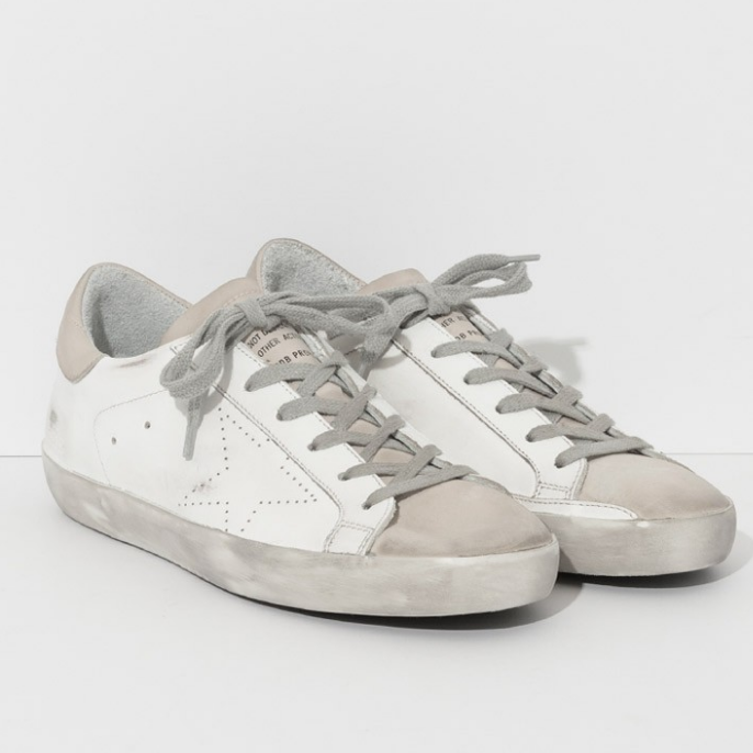 GOLDEN GOOSE 小脏鞋