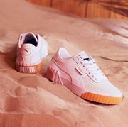 【新款上架】Puma 彪馬 Cali Exotic 女子板鞋 海報同款