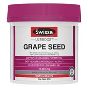 【5折】Swisse 高強度葡萄籽 14250mg 300粒