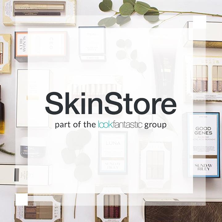 【55周年慶】限時高返!SkinStore:精選NuFACE、filorga、niod等熱賣美妝護膚