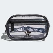 Adidas originals 三葉草 Clear Festival 透明腰包