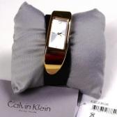Calvin Klein 卡爾文·克雷恩 Embody 系列 玫瑰金色女士時裝腕表 K3C236G6