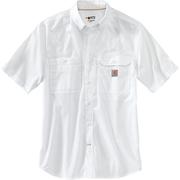 Carhartt Force Ridgefield Solid SS 男士短袖襯衫