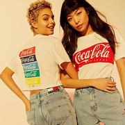 Tommy Jeans × Coca-cola 聯名系列服飾