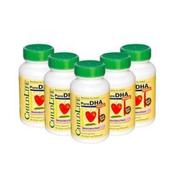 【5件免郵裝】Childlife 童年時光DHA軟膠囊 90粒*5瓶