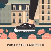 【新款開售】PUMA X KARL LAGERFELD 合作款 ROMA AMOR  波點運動鞋