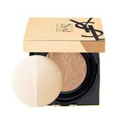 上新!YSL 限定 logo 包裝超模蕾絲光感氣墊粉餅