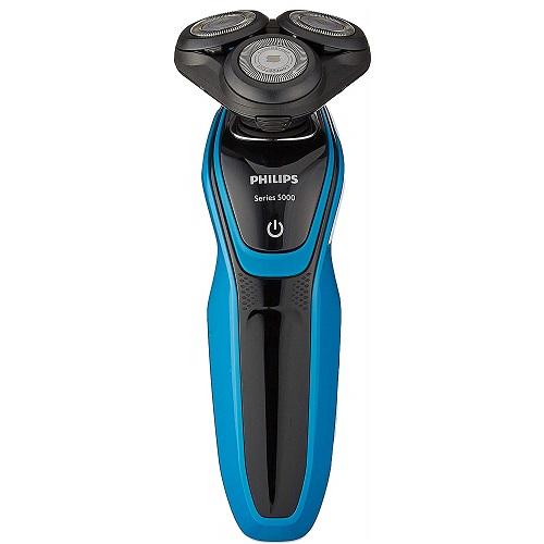 【中亞Prime會員】Philips 飛利浦 全身水洗干濕兩用電動剃須刀5000系列 S5050/05