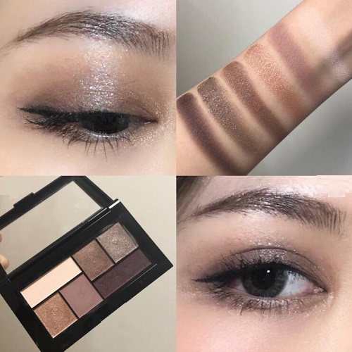 Maybelline 美宝莲 The City 迷你6色玫瑰豆沙眼影盘 #Chill Brunch Neutrals