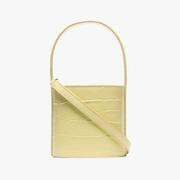 Staud Bisset 黃色迷你款水桶包