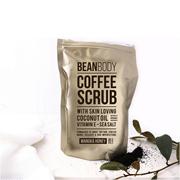 Bean Body 咖啡豆身體磨砂膏 麥卡盧蜂蜜 220g