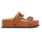 【熱門款】3.1 Phillip Lim 棕色松糕涼鞋