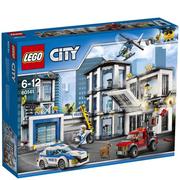 LEGO 樂高 城市系列 警察局(60141)