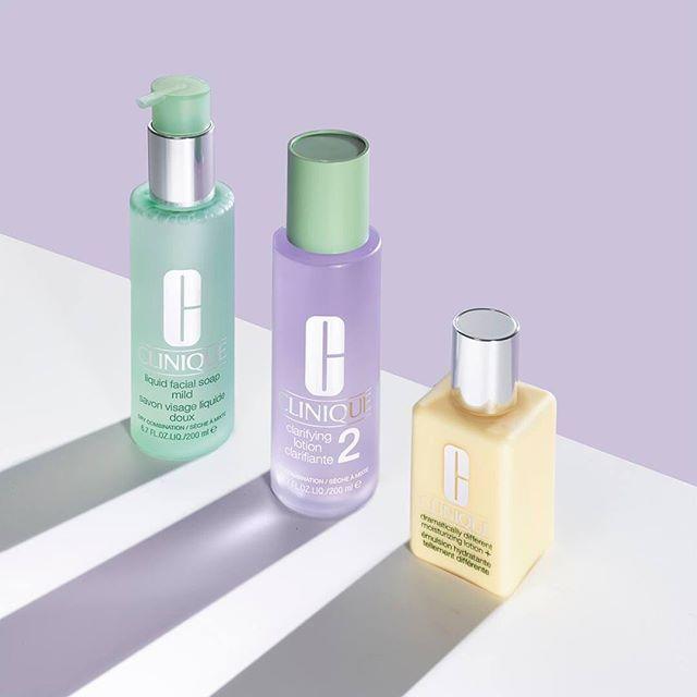 Clinique 倩碧:天才黃油、小雛菊腮紅等經典護膚彩妝
