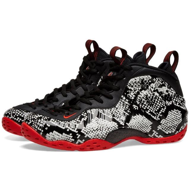 NIKE AIR FOAMPOSITE ONE 蛇紋噴籃球鞋