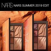 Cosme.com:預售 NARS 夏季新品面部盤 眼影修容高光盤