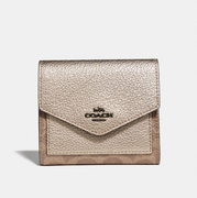 Coach Small Wallet 拼色小錢包