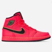 【斷碼福利】Air Jordan 喬丹 Retro 1 Premium 女子籃球鞋 紅外線