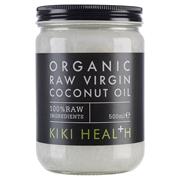 【隨時失效】KIKI Health 有機初榨椰子油 500ml