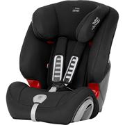 【中亞Prime會員】Britax 寶得適 R?mer EVOLVA 1-2-3 plus 超級百變王 兒童汽車安全座椅 宇宙黑色