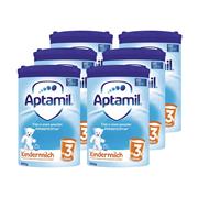 Aptamil 愛他美 藍罐幼兒奶粉 3段 800g*6罐裝