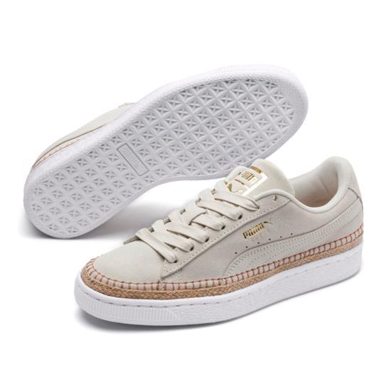 【基本碼全】Puma 彪馬 Suede Sneakerdrille 女子板鞋