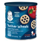 Walgreens:精選 Gerber 嘉寶 嬰幼兒奶粉、零食輔食