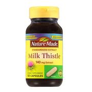 【3折!】Nature Made 奶薊草提取物膠囊保護肝臟健康 50粒