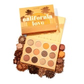 Colourpop 16色眼影盤 CALIFORNIA LOVE