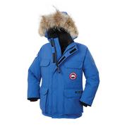 【額外8折】僅限XS碼!Canada Goose 加拿大鵝 PBI Expedition 童款派克大衣