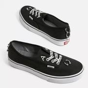 Vans 萬斯 X Ashley Williams 聯名 Authentic Piercing Trainers 裝飾帆布鞋