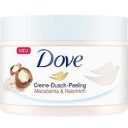好價繼續!【中亞Prime會員】Dove 多芬 堅果米漿冰淇淋身體磨砂膏 225ml*4罐