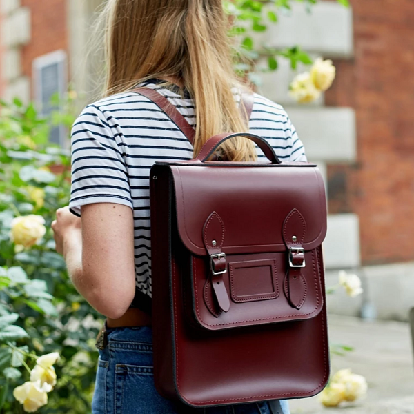 楊紫同款不同色!The Cambridge Satchel Company Portrait Backpack 雙肩包
