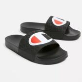 Champion 冠軍 Multi-Lido Black Pool Sliders 拖鞋