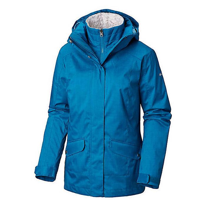 【額外9折】碼全多色可選~Columbia 哥倫比亞 Sleet To Street 女款三合一沖鋒衣