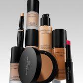 【限時高返】bareMinerals: 礦物質粉底液,腮紅,唇膏等彩妝
