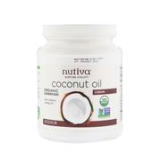 【限時特價】Nutiva 有機初榨椰子油 1.6L