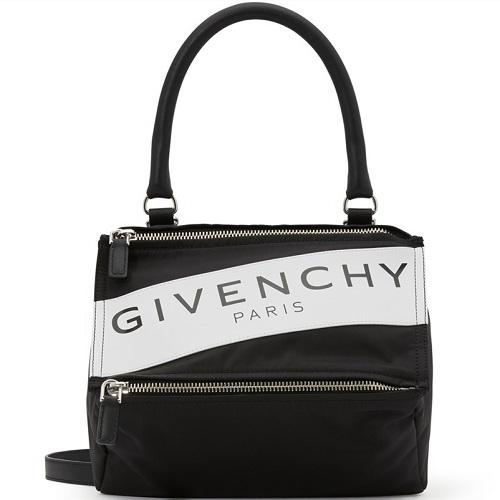 Givenchy 經典潘多拉 Logo 小號斜挎包