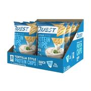 【額外8.8折】Quest Nutrition 乳清蛋白薯片 32g*8包
