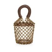 "Staud Clear Moreau Bag 籃子包 <b style=""color:#ff7e00"">$227.5(約1,603元)</b>"