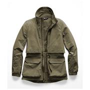 【額外8.5折】碼全多色可選~The North Face 北面 Sightseer 女士防風夾克