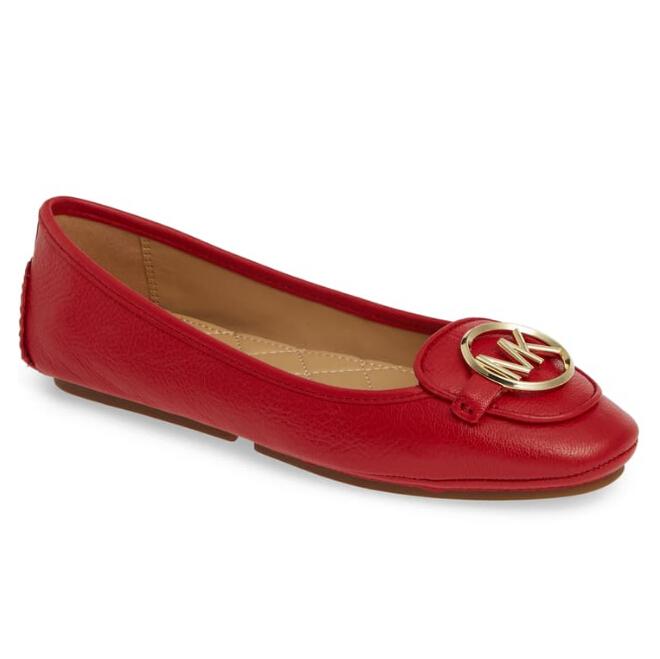 MICHAEL MICHAEL KORS Lillie 芭蕾舞平底鞋