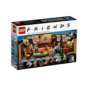 康敏蘇!LEGO 樂高 IDEAS 全新作品21319《老友記》發布