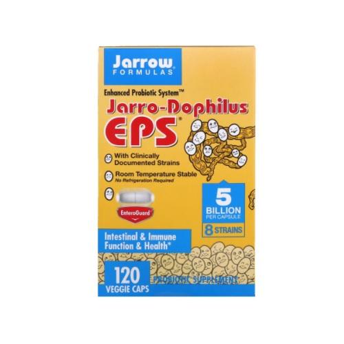 【額外9折】1件0稅免郵!Jarrow Formulas Jarro 促消化益生菌片 EPS 120粒