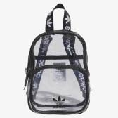 Adidas originals 三葉草 Clear 透明雙肩包