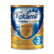 【55專享】一罐包郵包稅!Aptamil 愛他美金裝嬰幼兒奶粉 3段 900g